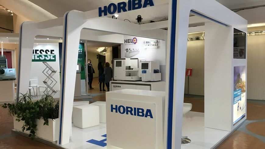 Le materiel Horiba