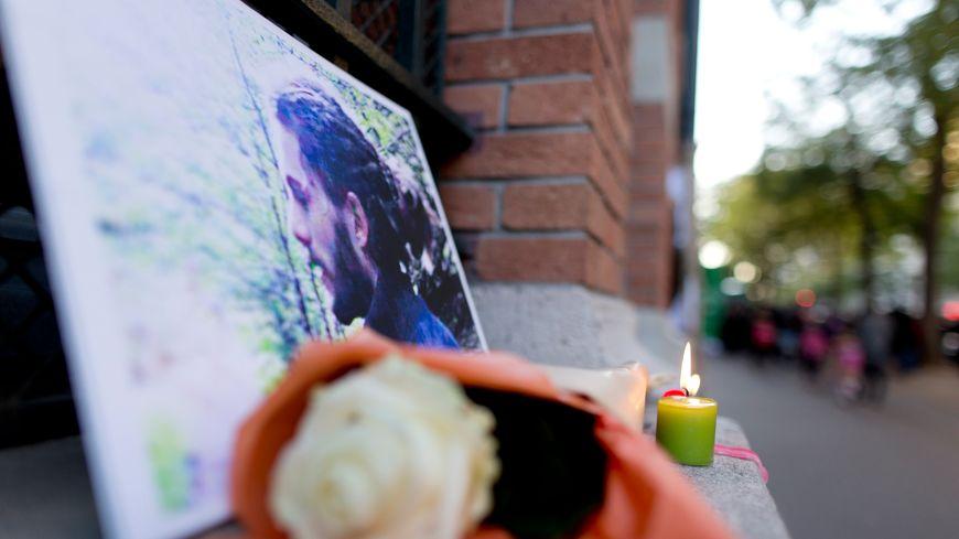 La mort du jeune homme de 21 ans en 2014 avait provoqué de nombreuses manifestations (ici à Paris).