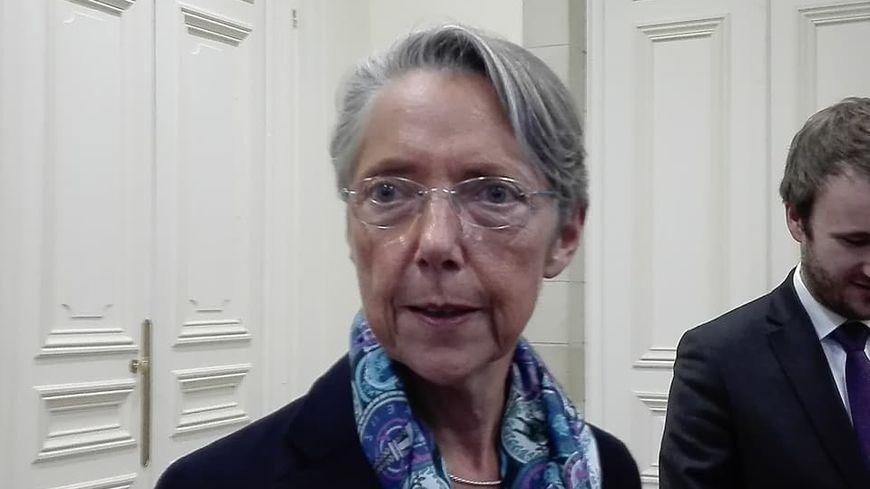 Elisabeth Borne a rencontré les élus bretons samedi à Rennes