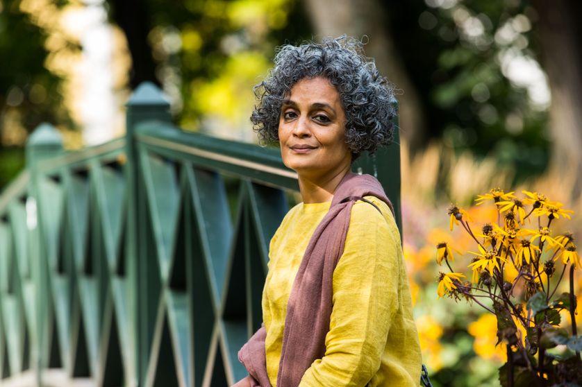 Arundhati Roy à Oslo en 2017