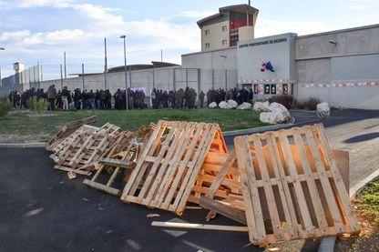 malaise dans les prisons françaises (janvier 2018)