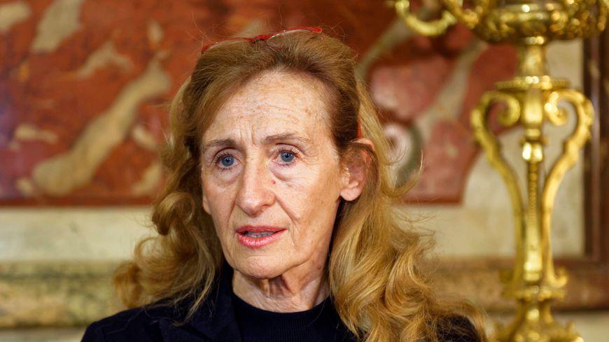 Nicole Belloubet, la ministre de la Justice