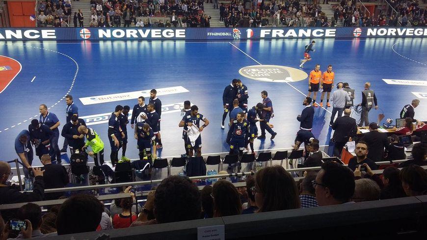 Championne du Monde l'an dernier, l'équipe de France affrontait la Norvège au Kindarena de Rouen