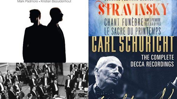 Actualité du disque : Stravinski, Brahms, Schubert...