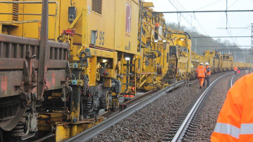 Le TGV passait encore à Migennes jusqu'en 2011