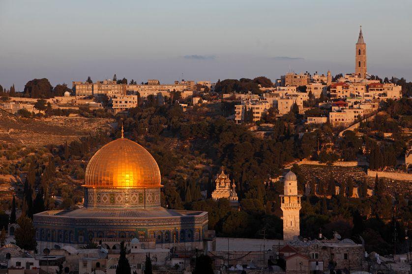 Jérusalem, 2016
