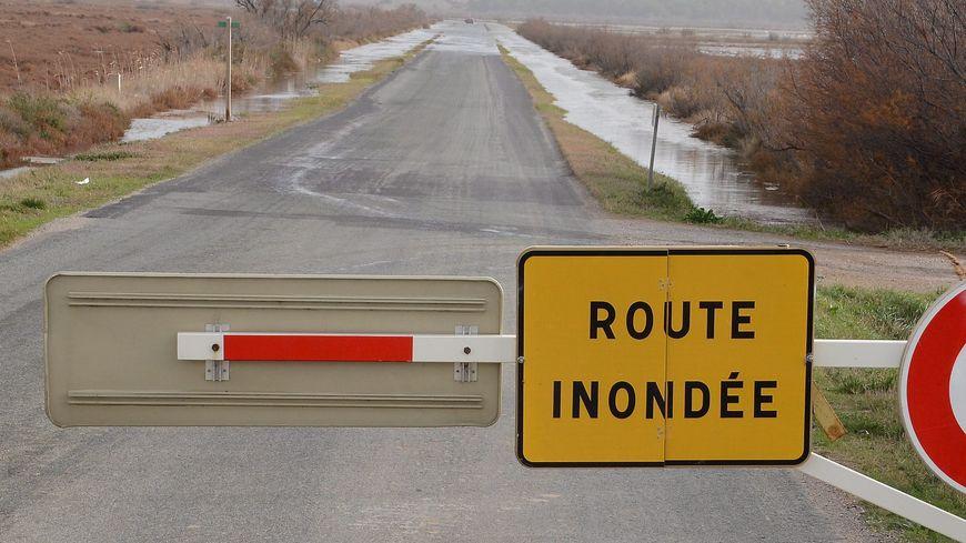 Quelques routes sont coupées dans l'eure en raison des crues.