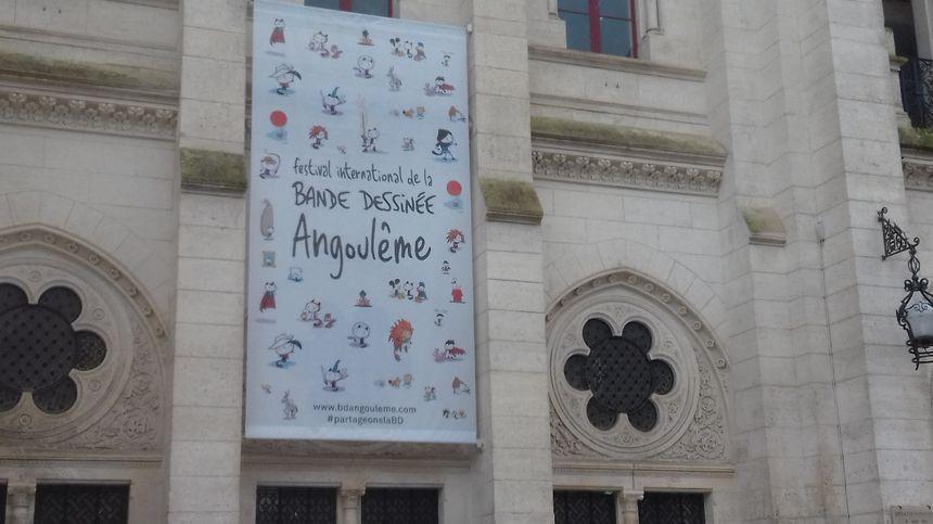 Festival international de la bande dessinée, 45ème du nom