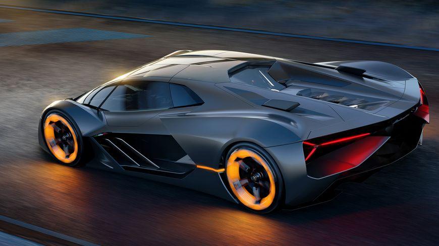 Lamborghini Terzio Milenio.