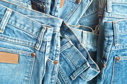 La couleur du jeans