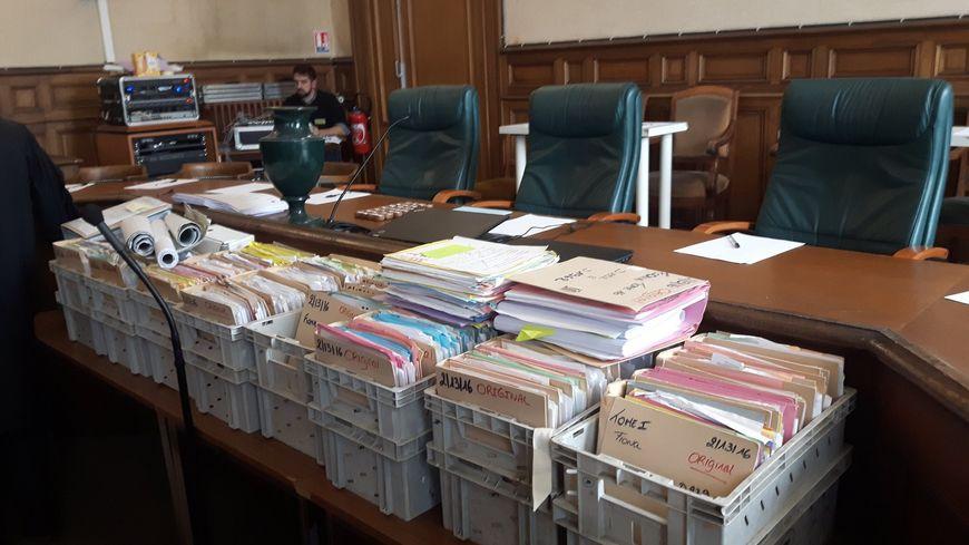 Le deuxième procès en appel de l'affaire Fiona a débuté ce lundi après-midi devant les Assises de la Haute-Loire.