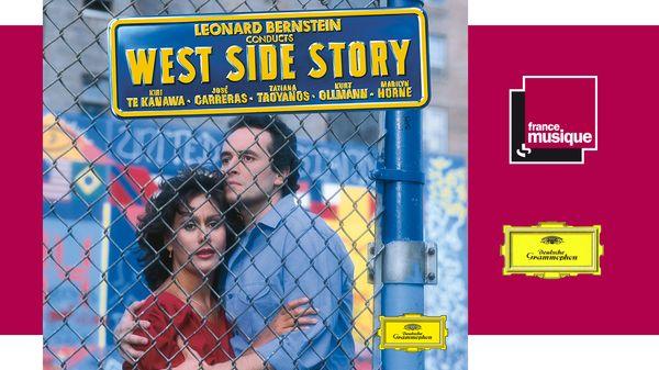 Sortie CD+DVD : Bernstein - West Side Story
