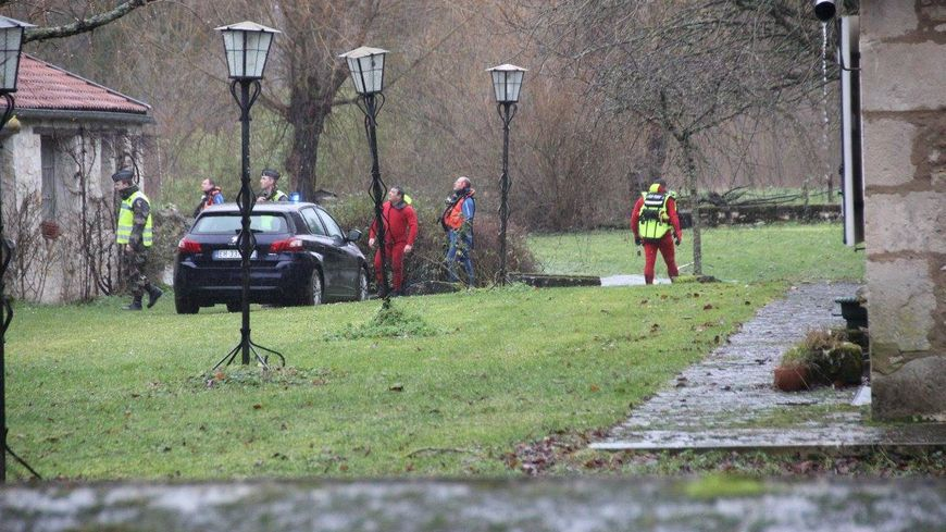 Les recherches ont repris le vendredi 5 janvier, à Rouvres-sur-Aube, pour retrouver l'homme disparu.
