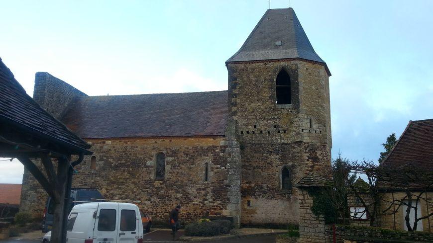 L'église fortifiée