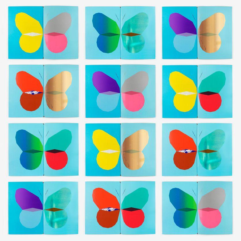 Le Papillon imprimeur, 2016