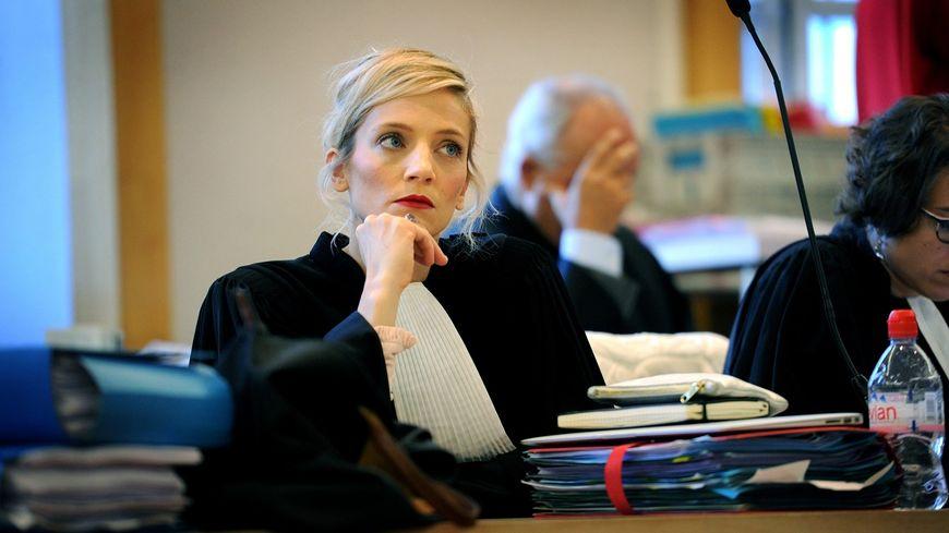 Maître Marie Grimaud, avocate de l'association Innocence en danger, pourtant partie civile dans l'affaire Maëlys, n'a pas accès au dossier