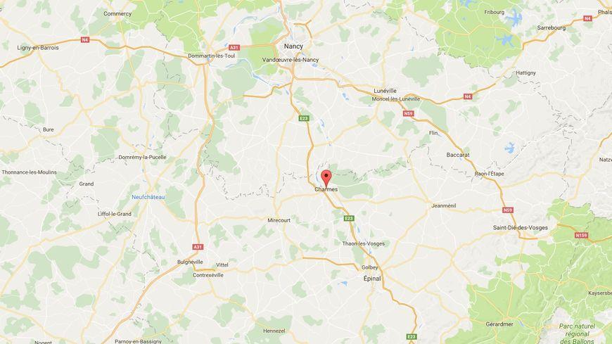 A Charmes (Vosges), le centre social a fermé ses portes en décembre dernier.