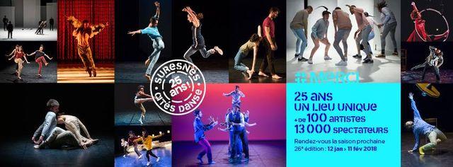 Festival Suresnes Cités Danse