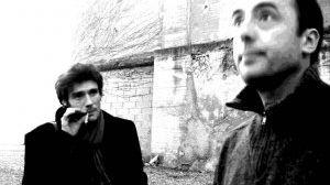 Marc Sarrazy et Laurent Rochelle