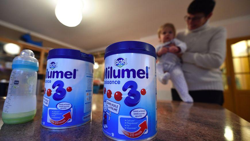Au 9 janvier, Santé publique France avait recensé 35 nourrissons atteints de salmonellose suite à la consommation de l'un des produits incriminés.