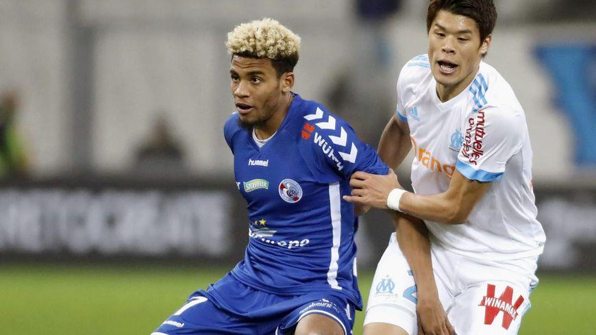 Ihsan Sacko a disputé son dernier match avec le Racing au stade Vélodrome à Marseille
