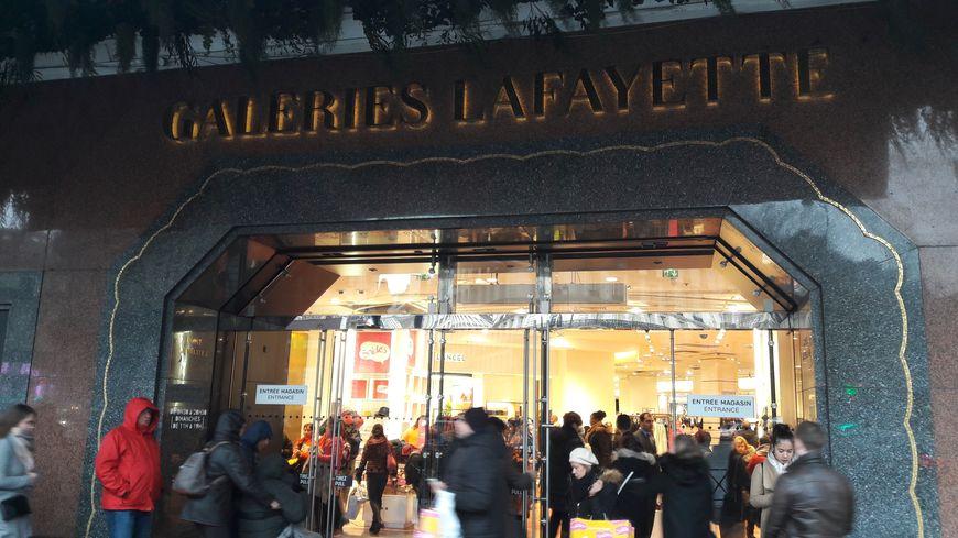 Galeries Lafayette | Le Grand Magasin qui ne dort jamais !