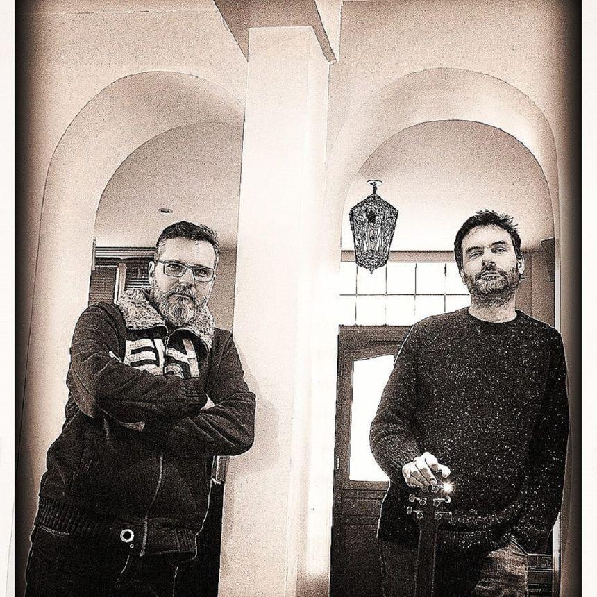 Jean François Pastor et Benoit Simon