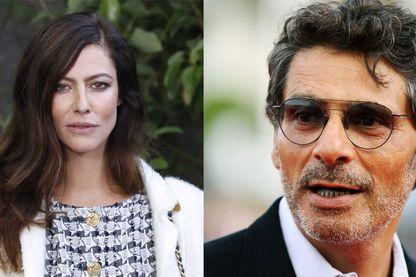 Anna Mouglalis et Pascal Elbé
