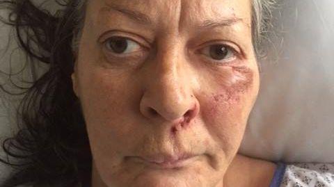 Si vous reconnaissez cette femme, il faut contacter la gendarmerie