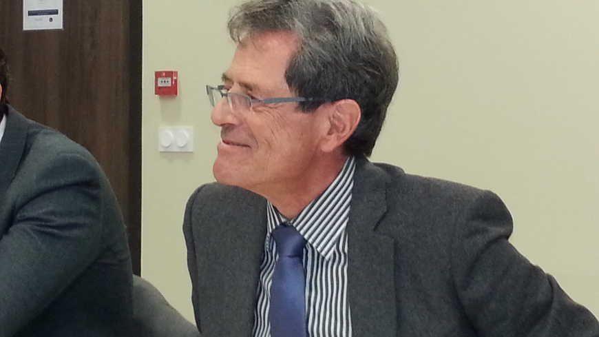 Alain Milon, sénateur LR de Vaucluse