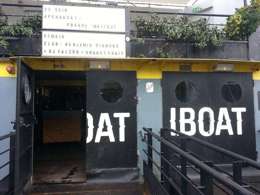 L'I-Boat aux Bassins à Flots à Bordeaux