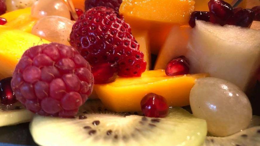 Fruits et vitamines