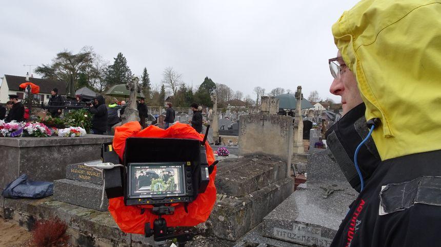 La diffusion du téléfilm est prévue à l'automne sur France 3.