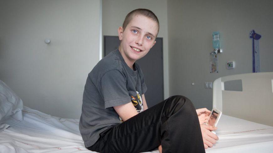 Robin, un jeune puydômois de 16 ans qui s'est battu jusqu'au bout
