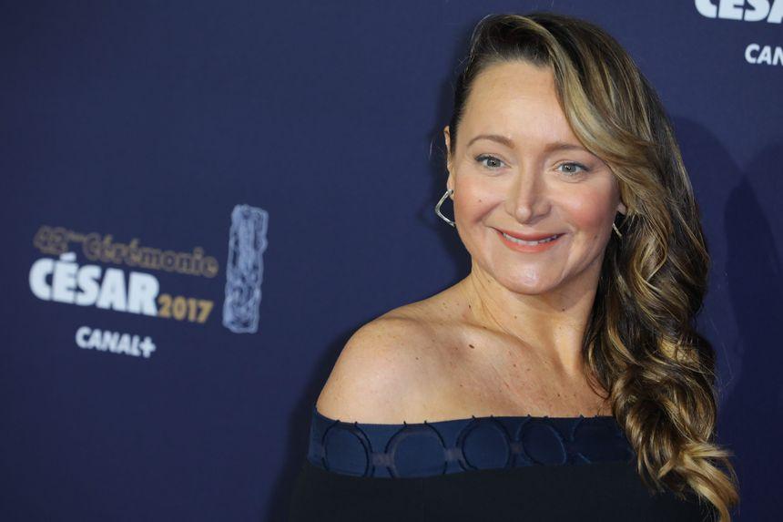 La comédienne Julie Ferrier interprète un rôle à contre-emploi.