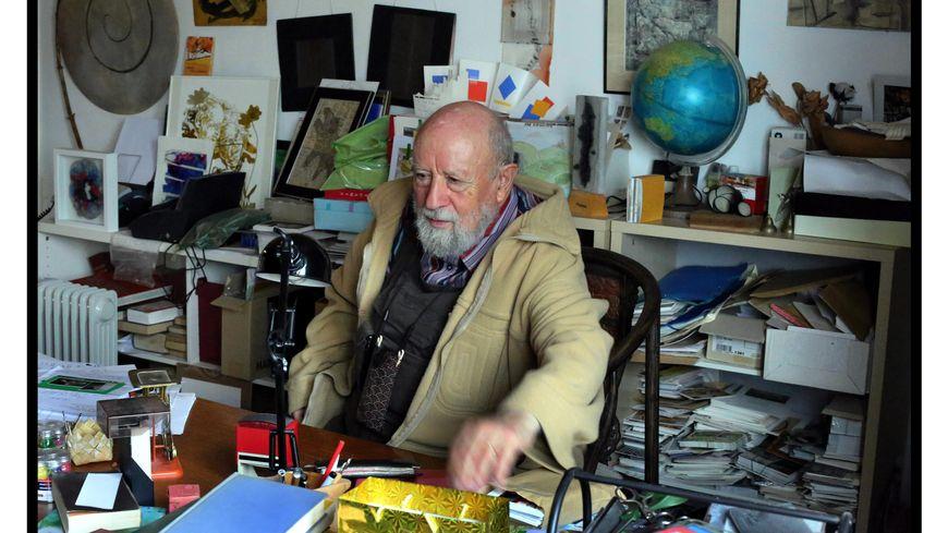 Le public pourra bientôt découvrir l'univers intime et artistique de Michel Butor