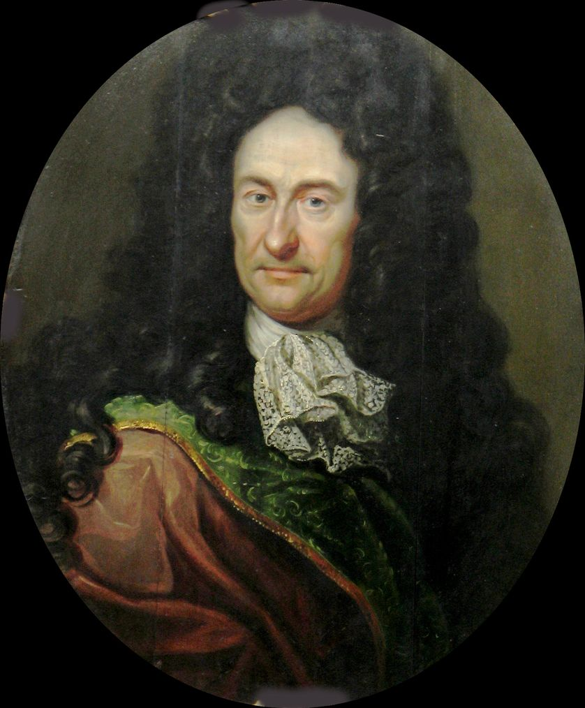 Portrait de Gottfried Wilhelm Leibniz