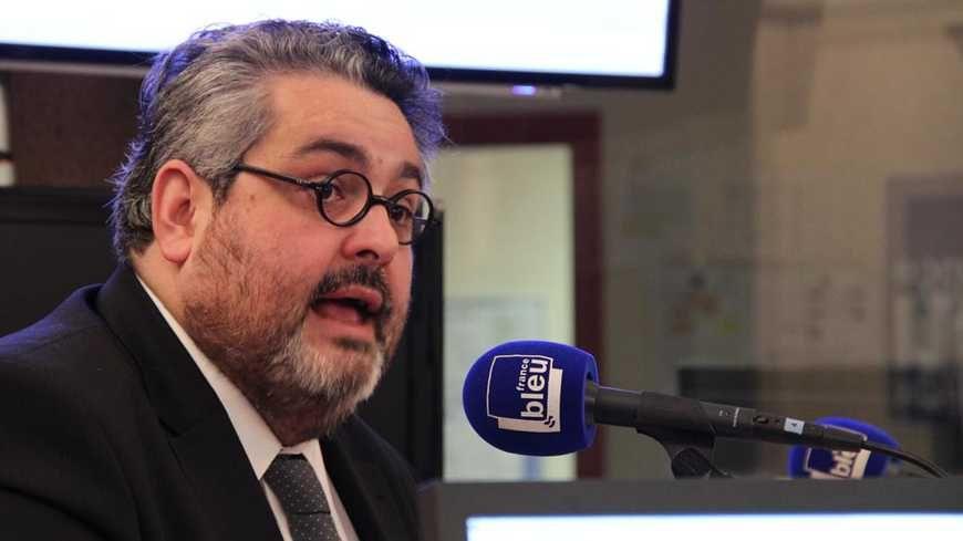 Olivier Bianchi, le maire de Clermont et président de Clermont Auvergne Métropole