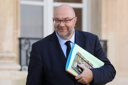 Stéphane Travert, ministre de l'Agriculture et de l'Alimentation