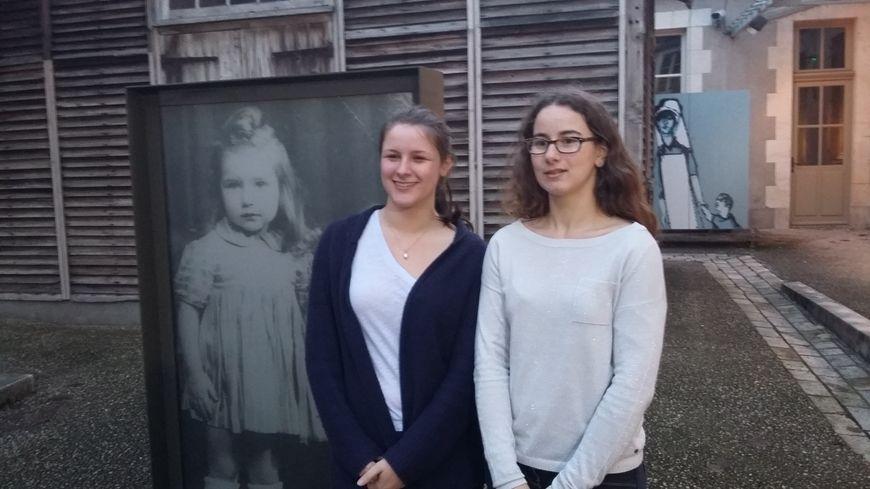 Adèle Lesur et Ninon Cazaux sont les ambassadrices du Cercil pour 5 jours en Allemagne