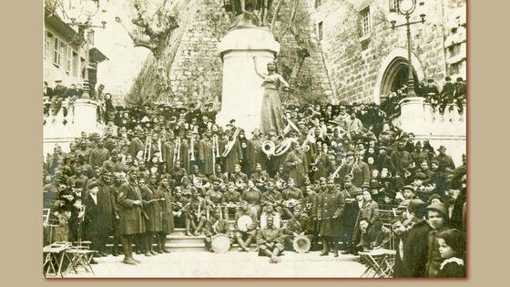 Centenaire de l'arrivée des orchestres militaires noirs américains en France