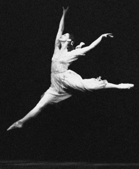 Maïa Plissetskaïa en 1961 dans Roméo et Juliette