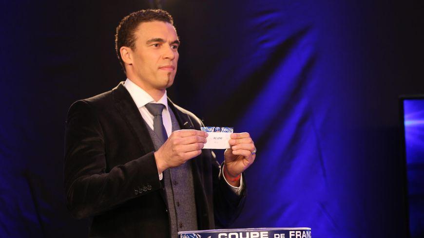 En charge du tirage au sort des huitièmes de finale, Valérien Ismaël a gâté l'AJA