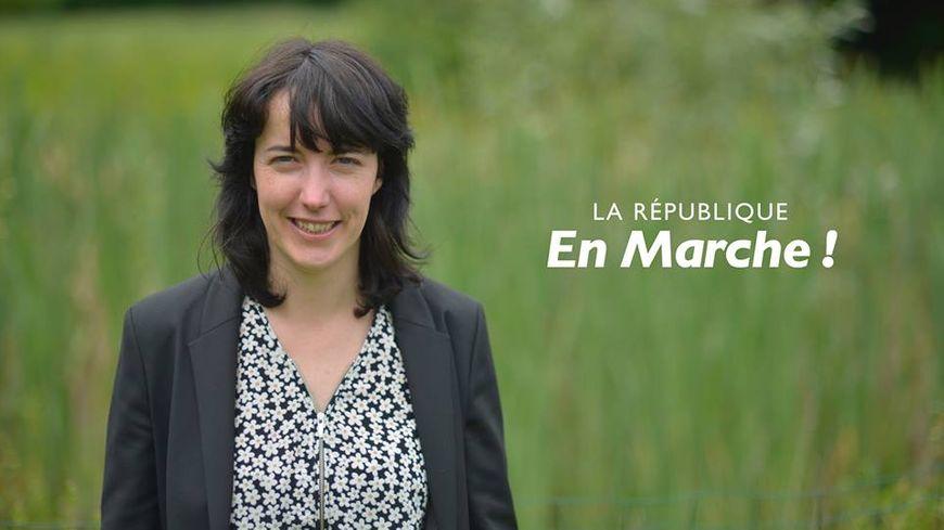 Géraldine Bannier, députée LREM de la Mayenne
