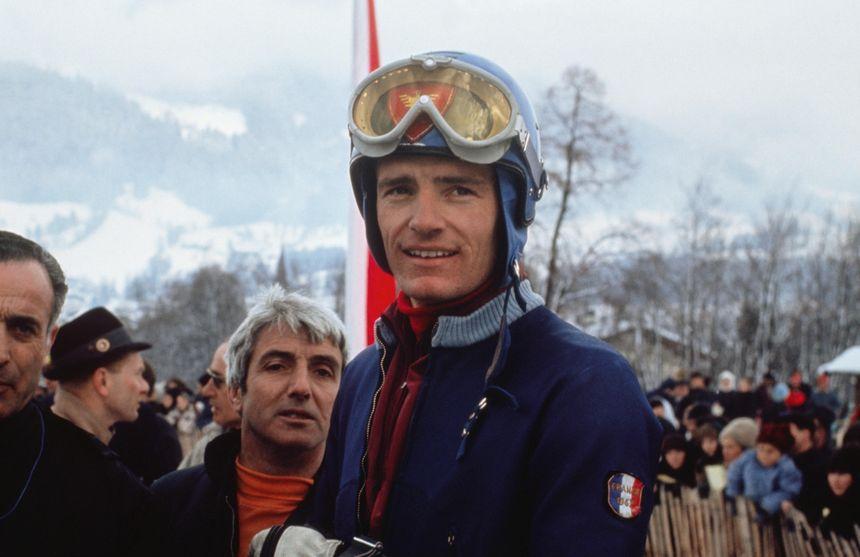 Jean-Claude Killye, aux Jeux olympiques en 1968