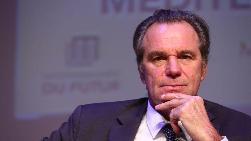 Renaud Muselier, président de la région PACA