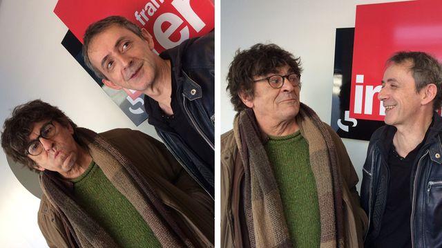Jean-Bernard Pouy et Jacques Perry-Salkow, diptyque pour Dans tes rêves