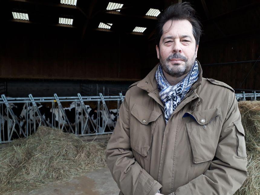 Antoine Fiévet, le PDG du groupe BEL (Babybel, Kiri, Vache qui rit...) qui emploie 13 000 personnes dans le monde pour un chiffre d'affaire en 2016 de 2.9 milliards d'euros