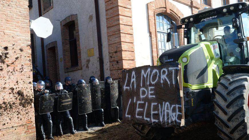 En novembre 2016, les agriculteurs de la région avaient mené une manifestation musclée à Montauban déjà pour préserver les zones défavorisées