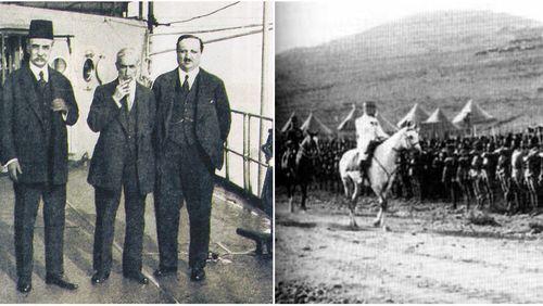 Crises d'Orient : le Moyen-Orient à partir de 1914 (9/12) : Deux événements traumatiques pour les nationalismes turc et arabe